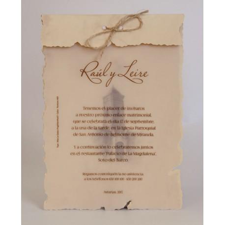 Bolsa 2 chocolatinas personalizadas