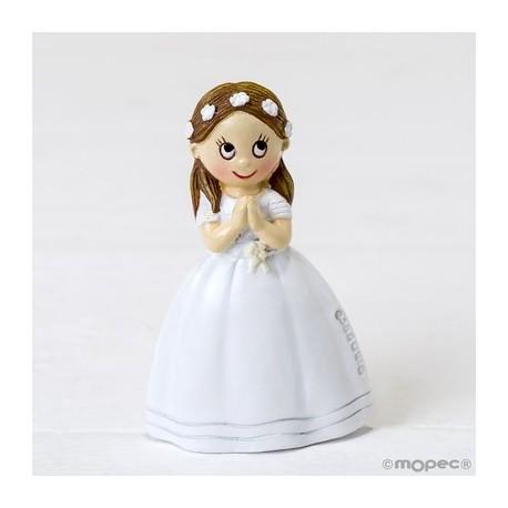 Figura pastel bodas de plata