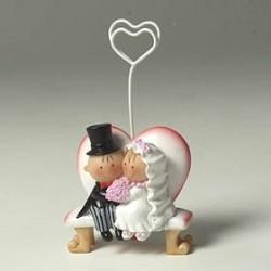 Figura pastel novias CHICAS Pop&Fun en moto