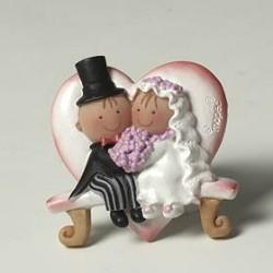 Figura pastel novias CHICAS Pop&Fun