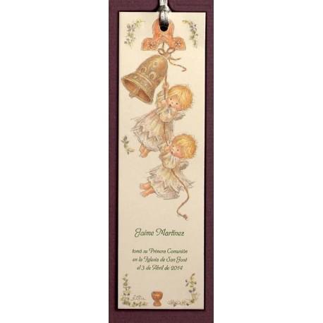 Llavero bebé celeste c/caja 5 peladillas
