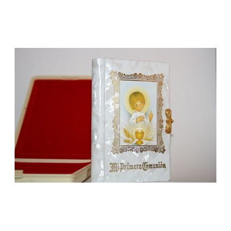 Set boligrafos/abrebotellas c/ caja de madera