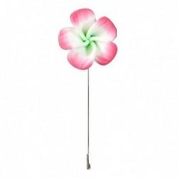 Cojin bordado ramito flor