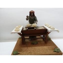 Figura pastel comunión marinero