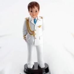 Niño comunión almirante cordon azul
