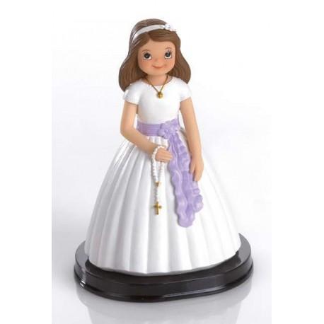 Iman niña de comunión princesa