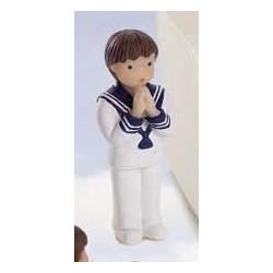 Niño comunión marinero