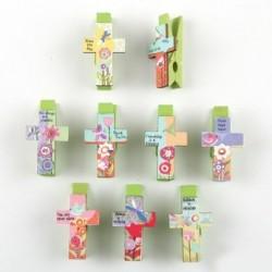 Pinza cruz