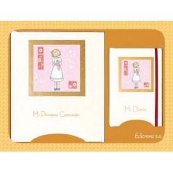 Libro Elegance + Diario Niña