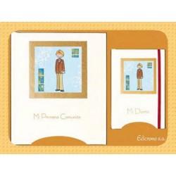 Libro Elegance + Diario Niño