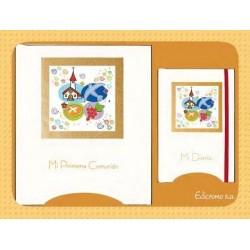 Libro Elegance + Diario Pan...