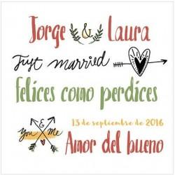 Libro de firmas para bodas...