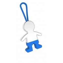 Llavero niño pantalón azul