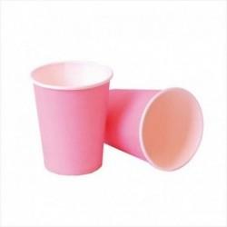 Vaso color rosa