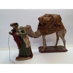 Grupo Pastor y camello