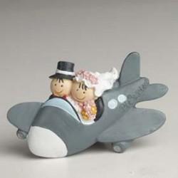 Imán novios avión Pita & Pita