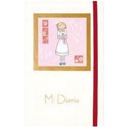 Libro Diario Elegance Niña