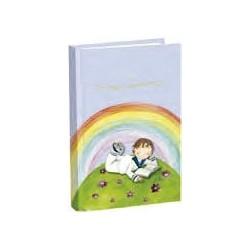 Misal niño arco iris