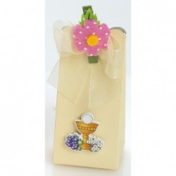 Cajita caliz flor