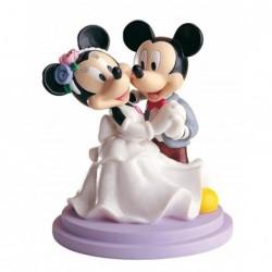 """Pareja novios """"Mickey &..."""
