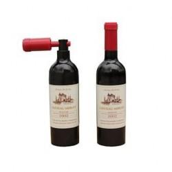 Abrebotellas forma botella...