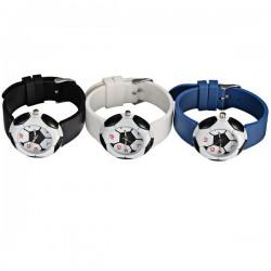 Reloj balón de futbol