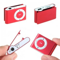 MP3 player clip