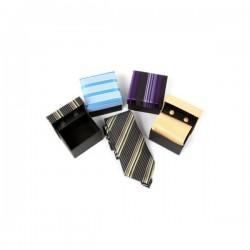 Set corbata y gemelos a juego