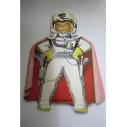 Amadeo el astronauta