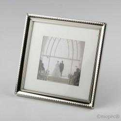 Marco metálico fotos cuadrado
