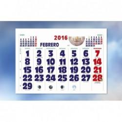 Faldilla mensual modelo 8