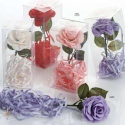 Flor de jabón