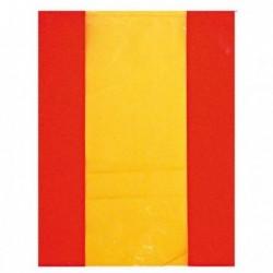 Bandera de España en papel