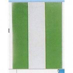 Bandera de Andalucia en papel