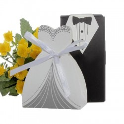 Caja detalles novia