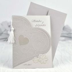 Invitación de boda 35103