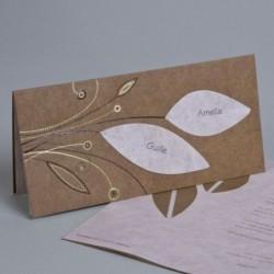 Invitación de boda Amelia