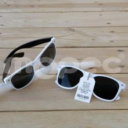 Gafas de sol patilla negra