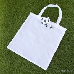 Bolsa plegable de futbol