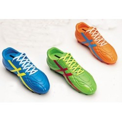 Hucha bota de futbol