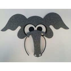 Diadema animal elefante