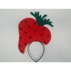 Diadema fruta fresa