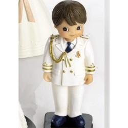Niño de comunión almirante...