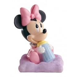 Figura pastel Minnie Baby
